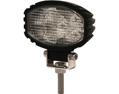 Ecco Oval LED Flood Beam Worklamp