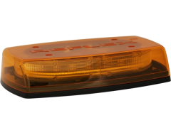 Ecco Reflex LED Mini Lightbar - Amber Lens