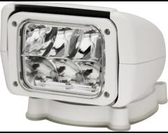 Ecco Remote LED Spotlight - White