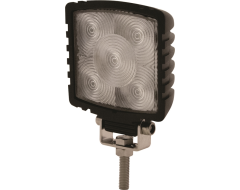Ecco Square LED Flood Beam Worklamp