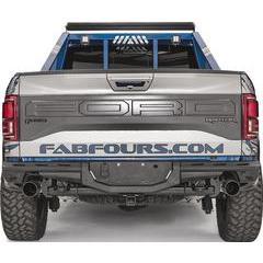 FabFours Aero Rear Bumper
