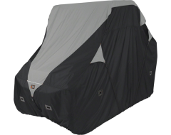 Classic Accessories UTV Deluxe Storage Cover - Black and Grey