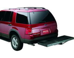 Lund Trailer Hitch Mounted Cargo Carrier