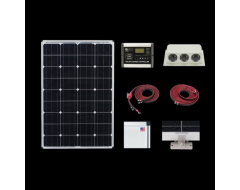 Zamp Solar Roof Mounted Solar Deluxe Kits
