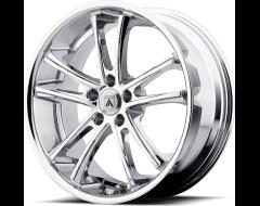 Asanti Wheels ABL-1 - Chrome Plated