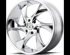 Asanti Wheels ABL-17 - Chrome Plated