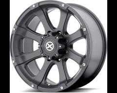 ATX Series Wheels AX188 LEDGE - Cast Iron Black