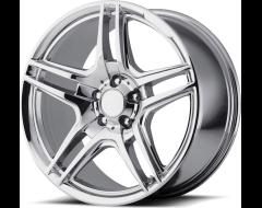 OE Creations Wheels PR136 - Chrome Plated