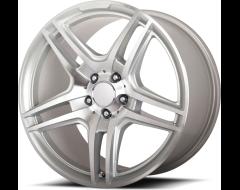 OE Creations Wheels PR136 - Hyper Silver
