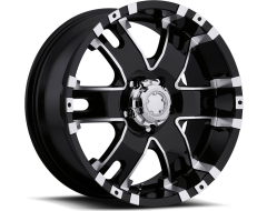 Ultra Wheels Baron 201/202 Series - Gloss Clearcoat