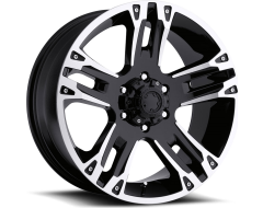 Ultra Wheels Maverick 234/235 Series - Chrome Plated