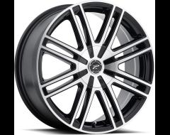 Ultra Wheels Orion 434 - Gloss Black With Diamond Cut Face