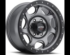 Ultra Wheels Sawblade 106 - Satin Gray With Black Lip