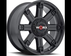 Ultra Wheels Triton 806 - Satin Black