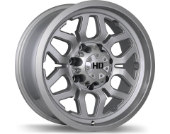 Fast Wheels Rigg - Gloss Silver
