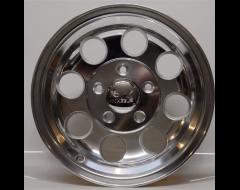 FX Wheels 308 Series - Silver