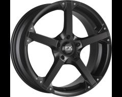 FX Wheels FX10 - Satin Black