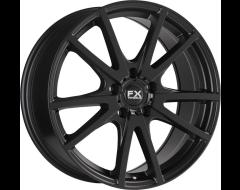 FX Wheels FX11 - Satin Black