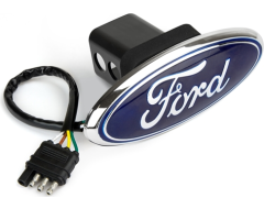 Highland Ford Lighted Hitch Cover