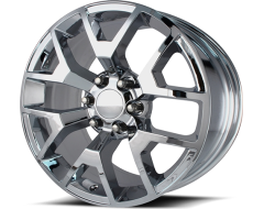 OE CREATION Wheels PR150 - Silver with Machined Face