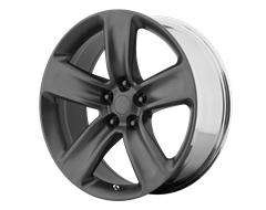 OE CREATION Wheels PR154 - Satin Black