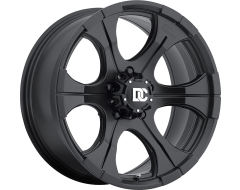Dick Cepek Wheels DC Blackout - Matte Black