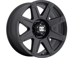Dick Cepek Wheels DC Terrain - Matte Black