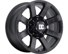 Dick Cepek Wheels DC Matrix - Matte Black