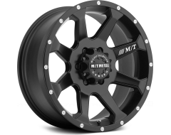 Mickey Thompson Wheels MM-366 - Matte Black
