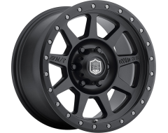Mickey Thompson Wheels PRO 4 BLACK - Matte Black