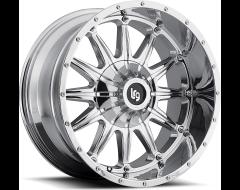 LRG Wheels Sandman 103 - Chrome