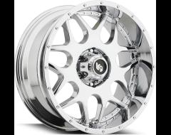 LRG Wheels Splits 104 - Chrome