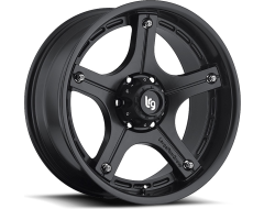 LRG Wheels Trigger 106 - Matte Black