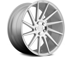 Niche Wheels Surge - Silver with Machined Face
