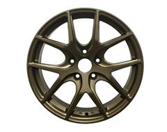 Rim Alloy R02 Series Wheels - Matte Bronze