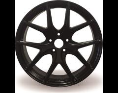 Rim Alloy R02 Series Wheels - Matte Black