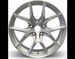 Rim Alloy R02 Series Wheels - Hyper Silver