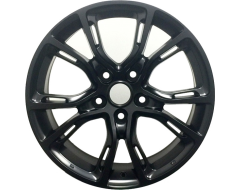 Rim Alloy D01 Series Wheels - Matte Black