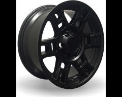 Rim Alloy TD1 Series Wheels - Matte Black
