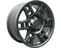 Rim Alloy TD1 Series Wheels - Matte Gun Metal