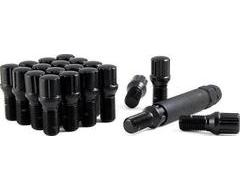 PartsEngine Wheel Lug Bolt Kits - Black