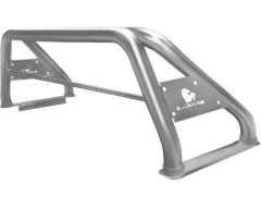 Black Horse Classic Roll Bar - Stainless Steel
