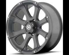 ATX Series Wheels LEDGE - Cast Iron Black