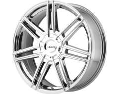 HELO Wheels HE884 - Chrome