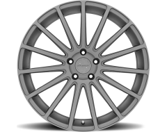 Victor Equipment Sascha Wheels - Matte Gun Metal
