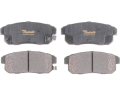 Raybestos Advanced Technology Ceramic Disc Brake Pads