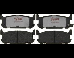 Raybestos Enhanced Hybrid Technology Disc Brake Pads