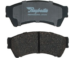 Raybestos PG Plus Metallic Disc Brake Pads
