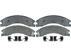Raybestos Medium Duty Specialty Metallic Disc Brake Pads