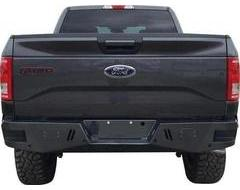 TrailFX TFX Light Duty Rear Bumper